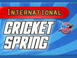 Image of the news First qualified players in the International Cricket Spring!