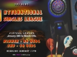 Image of the news INTERNATIONAL SINGLES KERS 501 LEAGUE 2016