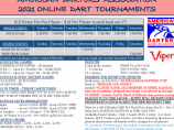 ADA Nationwide Online Tournaments & Leagues